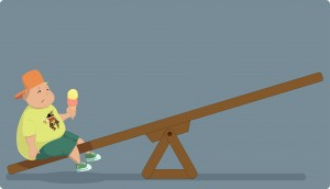 childhood obesity statistics and B vitamins