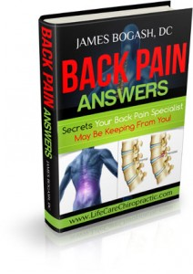 occupational back pain