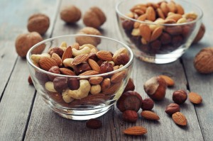 nuts and mortality